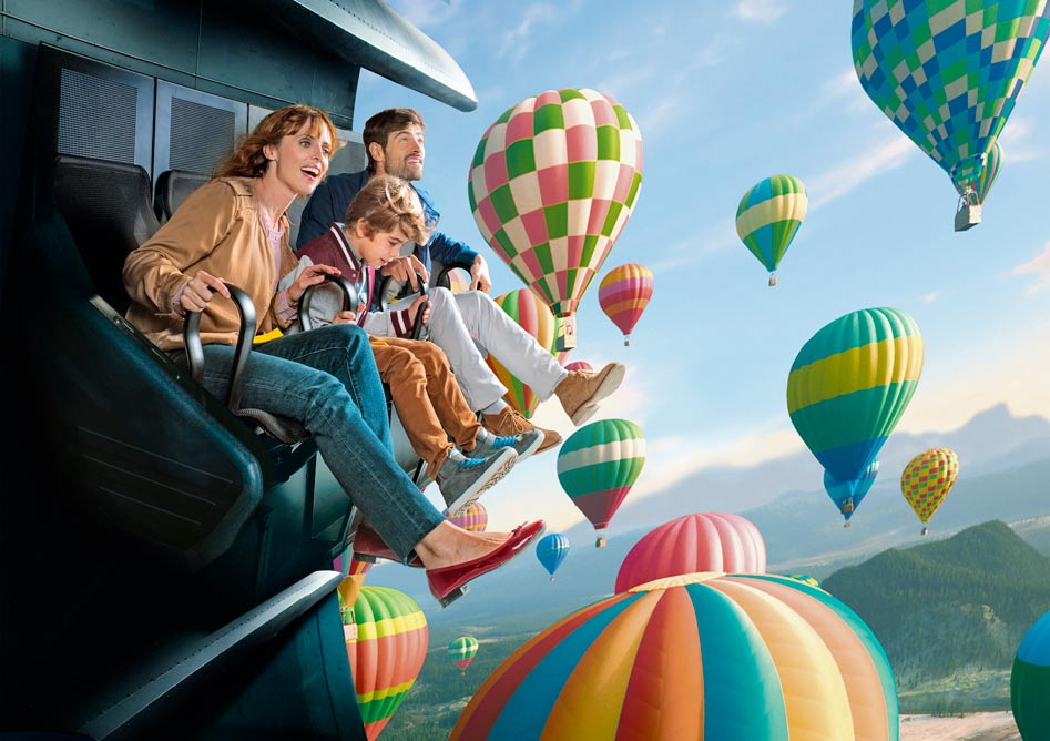 E-Billet Futuroscope Adulte 1 Jour