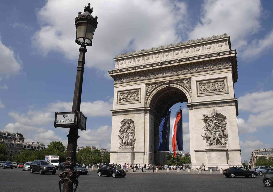 Billet Arc de Triomphe