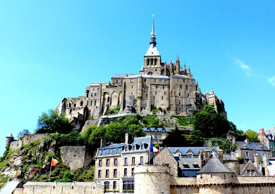 Billet Mont Saint Michel