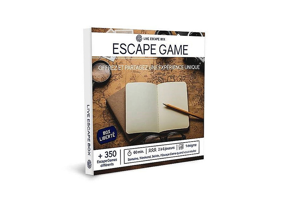 E-box Escape Game Liberté