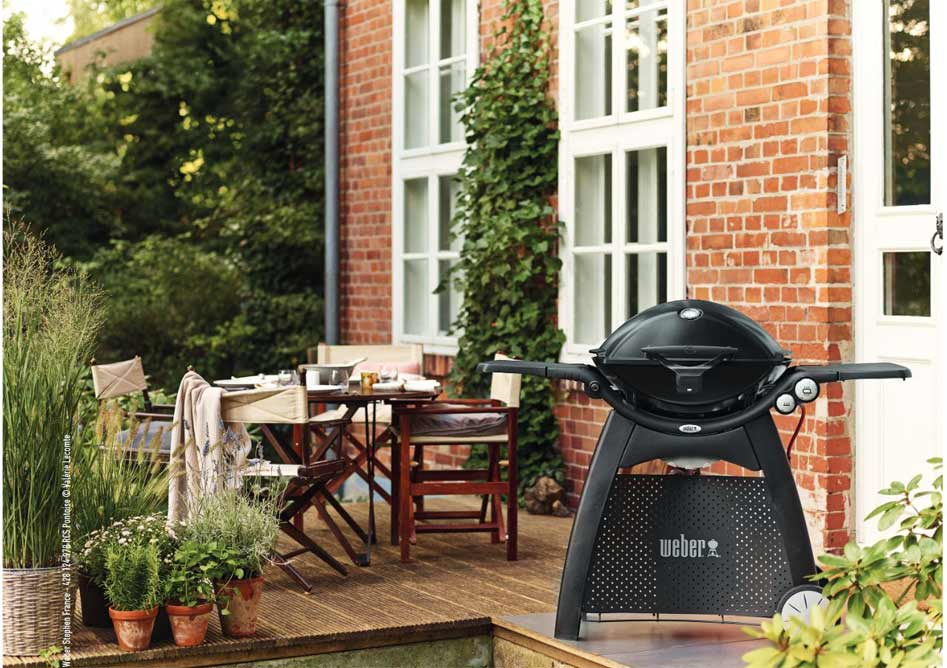 Les Barbecues WEBER
