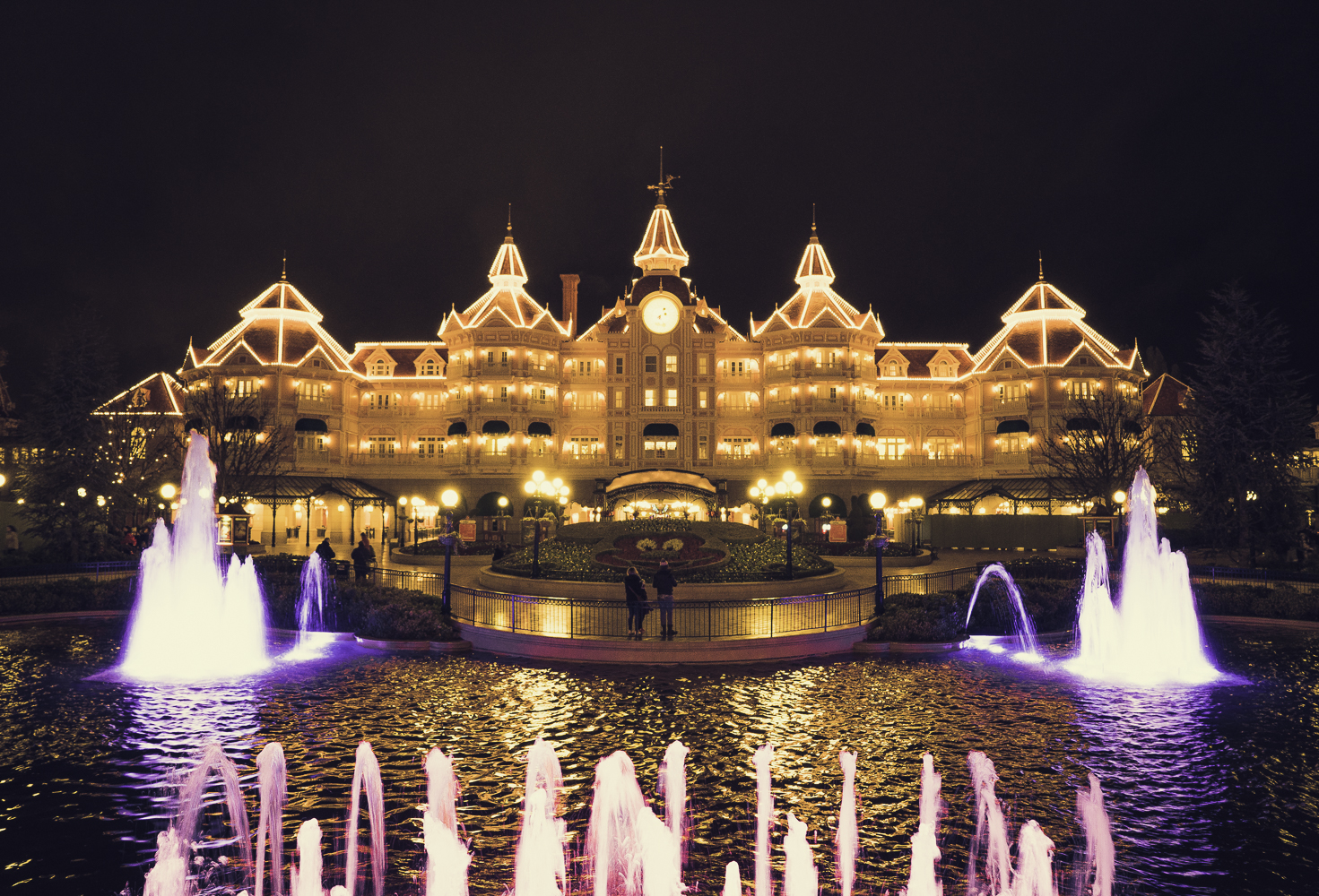 E-billet Disneyland® Paris adulte 4 jours/2 parcs