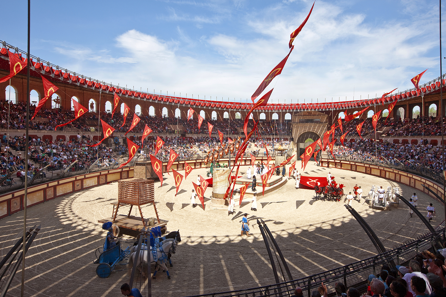 E-billet Grand Parc Puy du Fou 3 jours adulte