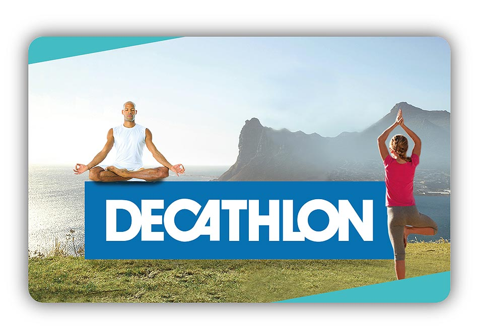 E-carte cadeau Decathlon 30 €